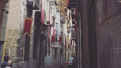 Toledo se prepara para el Corpus