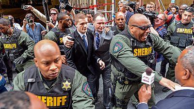 La justicia absuelve a Edward Nero, uno de los policías de Baltimore encausados por la muerte de Freddie Gray