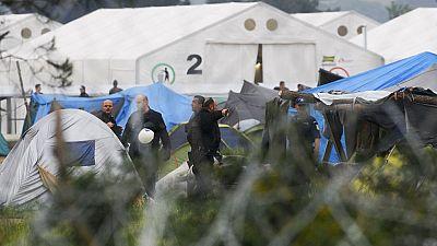 Grecia desaloja el campo de refugiados de Idomeni