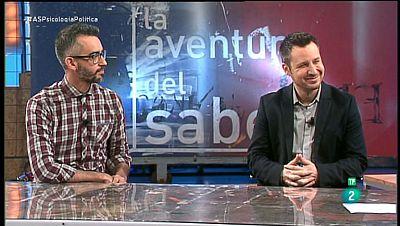 La Aventura del Saber. Alfredo García Gárate y Guillermo Blázquez. Psicología política