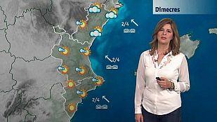El tiempo en la Comunidad Valenciana - 24/05/16