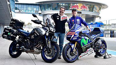 La primera moto conectada de la historia está preparada para dar la vuelta al mundo en 80 días