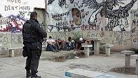 La delincuencia sigue siendo un grave problema en R�o