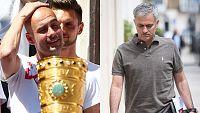 Mourinho y Guardiola hacen las maletas rumbo a sus nuevos clubes