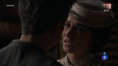 Acacias 38 - Teresa le pide a Mauro que se olviden el uno del otro