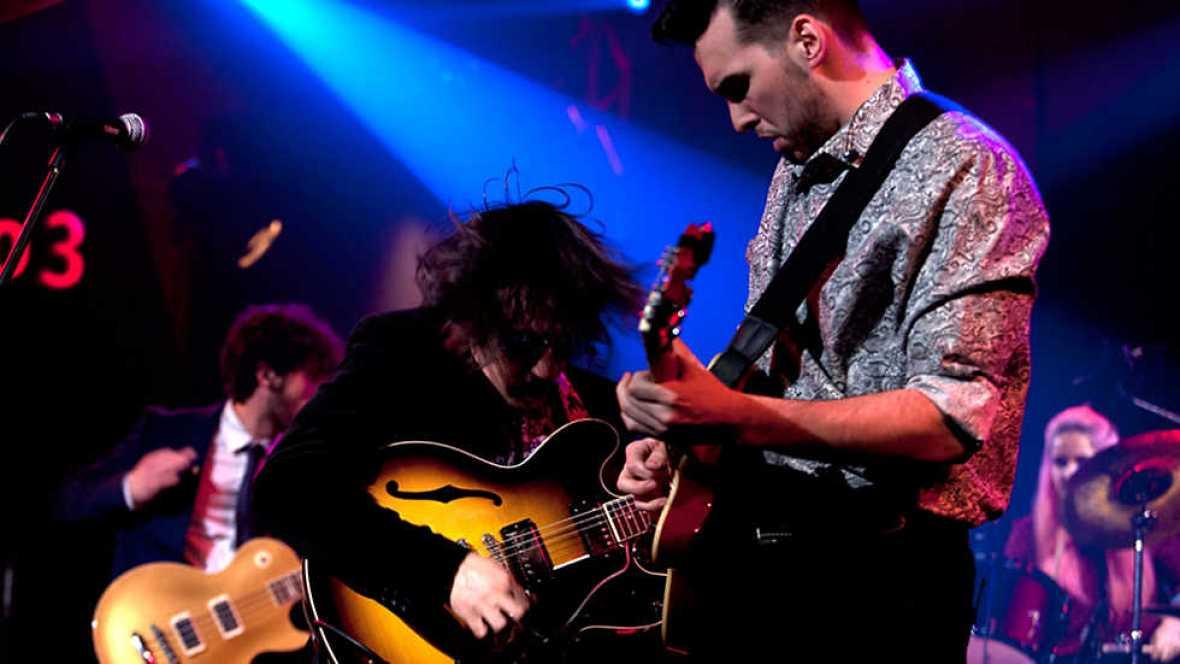 Los conciertos de Radio 3 - Los Wallas - Ver ahora