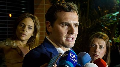 Albert Rivera habla con Leopoldo López pero le prohíben visitar a Ledezma