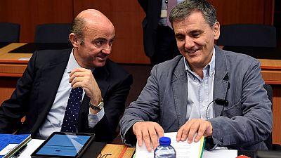 El Eurogrupo desbloquea más de 10.000 millones de ayuda a Grecia