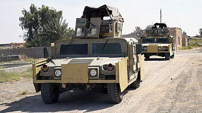 Fuerzas kurdas y árabes acechan los dos mayores feudos de los terroristas del Estado Islámico