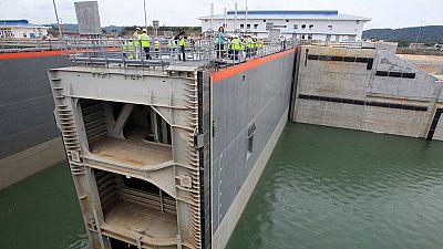 El consorcio participado por Sacyr concluye la ampliación del Canal de Panamá