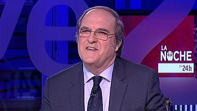 """Ángel Gabilondo: """"Estoy muy satisfecho de la convivencia en espacios que no son de mayoría absoluta"""""""