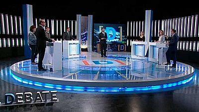 El debate de La 1 - 25/05/16 - ver ahora