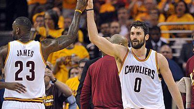 Con un contundente 116-78, los Cavaliers han derrotado a los Raptors y se han quedado a una sola victoria de conseguir el pase a las Finales de la NBA.
