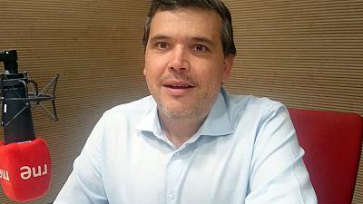 Alfredo Menéndez agradece el premio Mejor Programa de Radio de la ATR a 'Las mañanas de RNE' - Ver ahora
