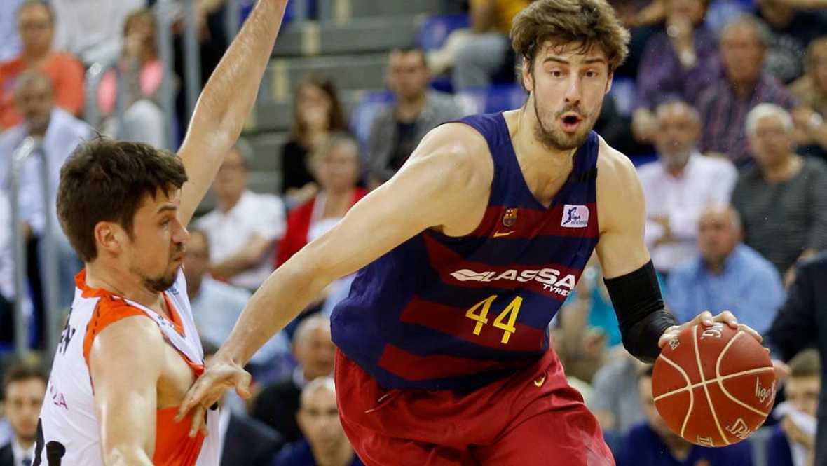 FC Barcelona Lassa 99-65 Montakit Fuenlabrada