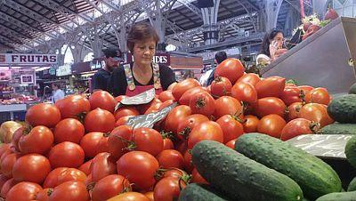 El Mercado Central de Valencia, un reclamo tur�stico