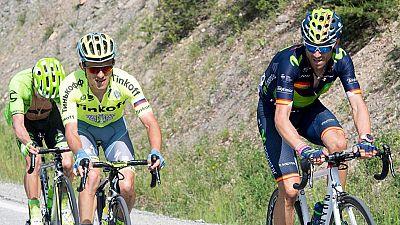 Los mejores momentos de la etapa 20 del Giro 2016