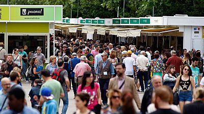 La Feria del Libro toma el Parque de El Retiro de Madrid