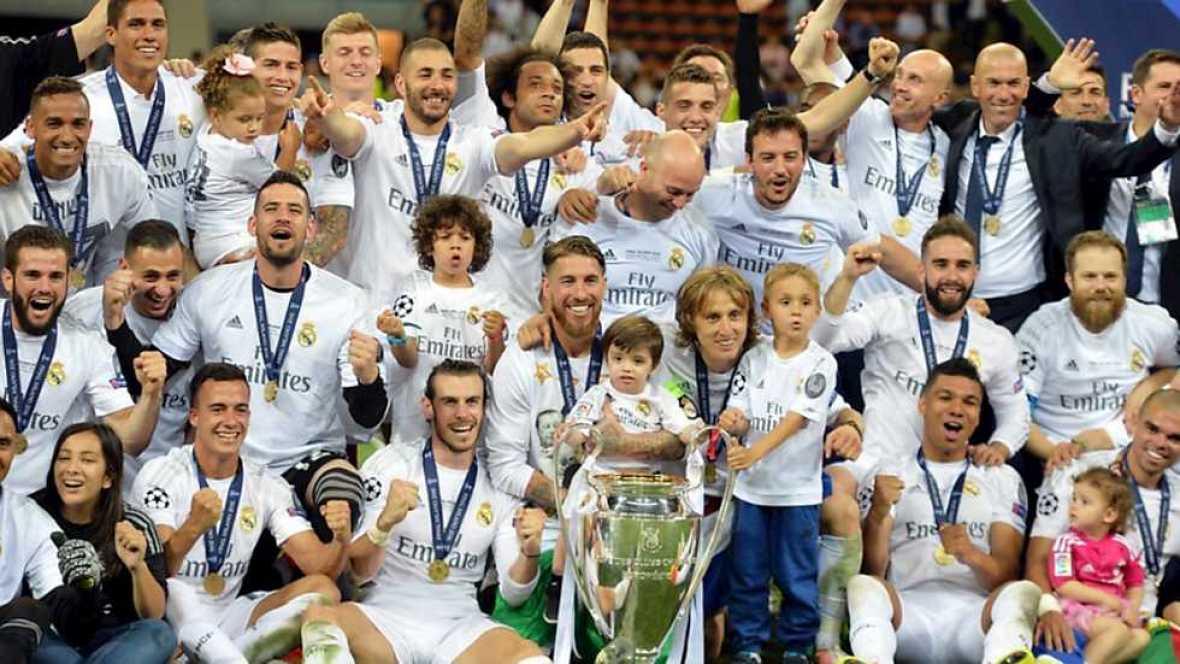Avance informativo - Especial Final de la Champions - ver ahora