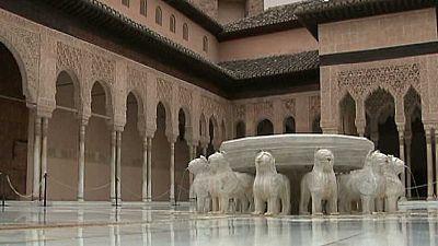 Medina en TVE - El encanto de la Alhambra - ver ahora