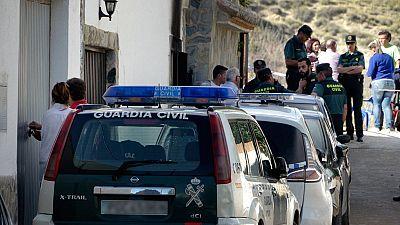 La Guardia Civil investiga las causas de la tragedia de Jaén
