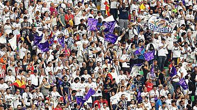 Las aficiones de Real Madrid y Atlético vibraron en San Siro