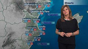 El tiempo en la Comunidad Valenciana - 30/05/16