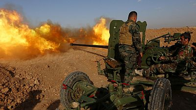 El Ejército iraquí lanza el asalto final para reconquistar Faluya
