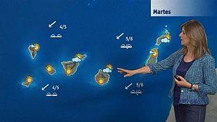 El tiempo en Canarias - 31/05/2016