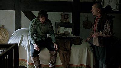 �guila Roja - Gonzalo descubre que es hijo del rey Felipe IV