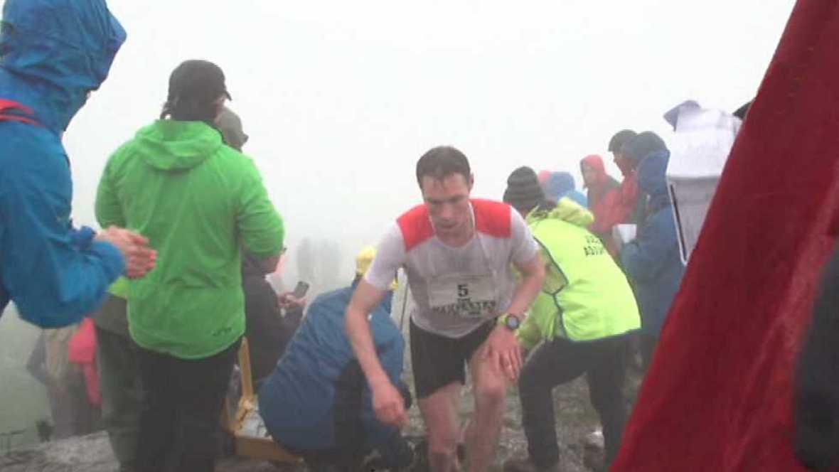 Carrera de montaña - Maratón montaña Zegama - ver ahora