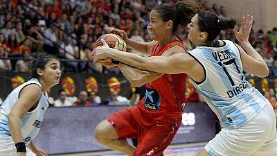 Baloncesto - Ruta Ñ Femenina: España - Argentina