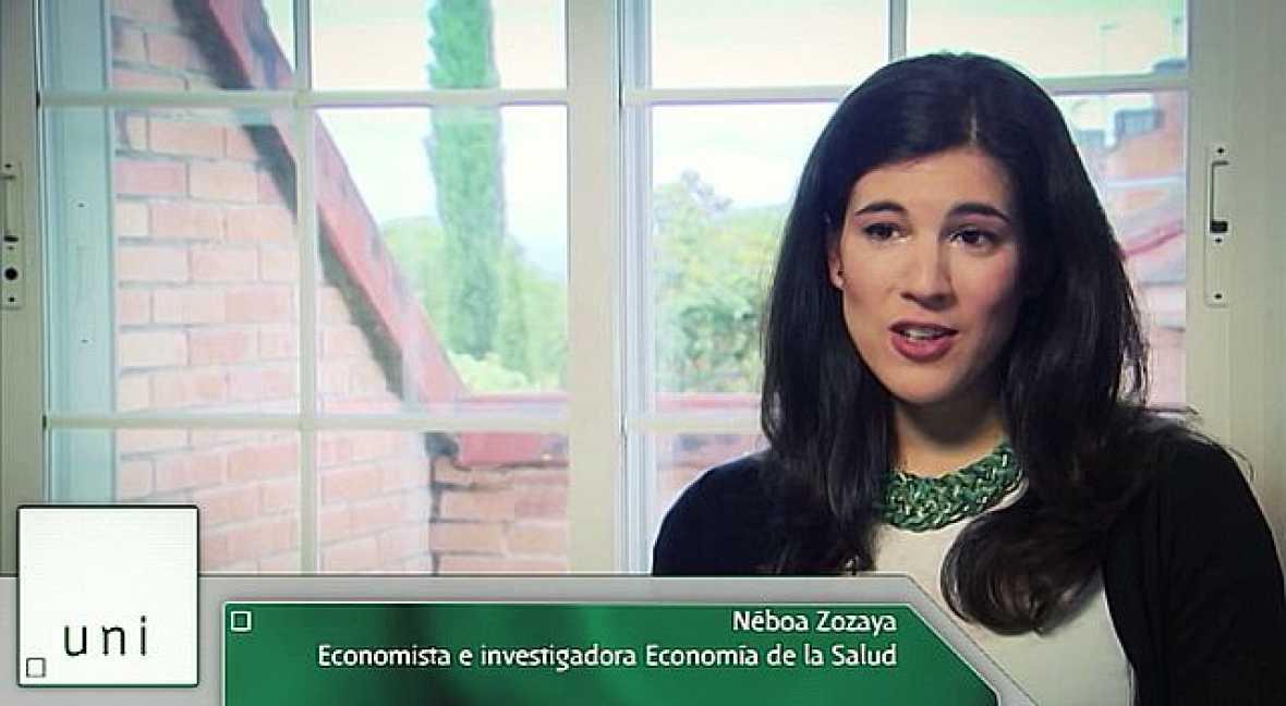 Economistas en primera persona. Néboa Zozaya