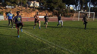 Tinc una idea - Sport2live, l'esport com a ter�pia de reinserci� - Avan�