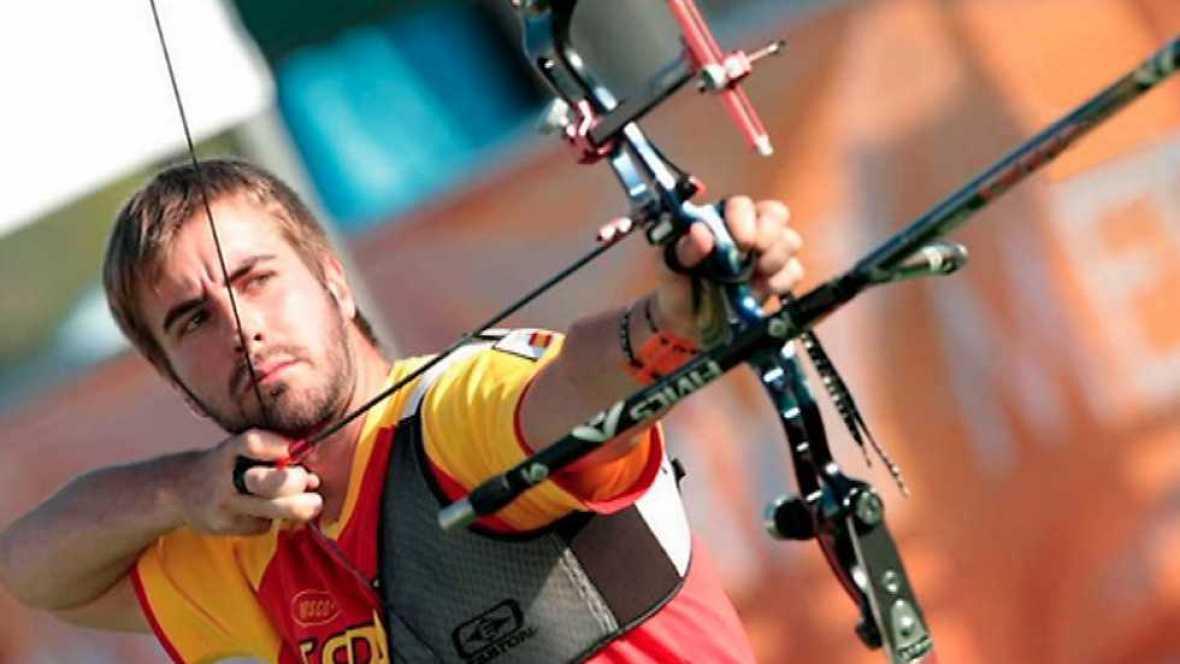 Jóvenes y deporte - Tiro con Arco: Antonio Fernández - ver ahora