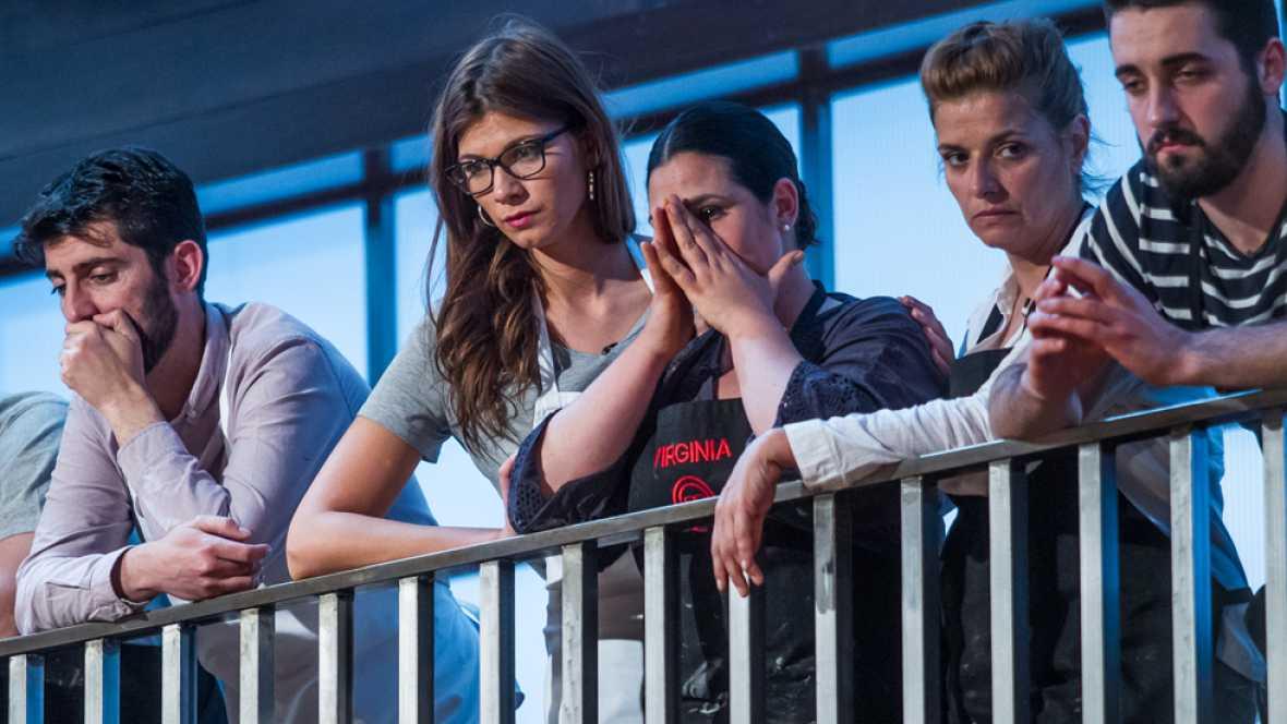 MasterChef 4 - Virginia casi pierde a su hermana gemela en el concurso