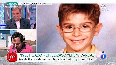 La mañana - El abuelo de Yéremi Vargas nos comenta la nueva pista en el caso Yéremi