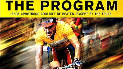 RTVE.es te adelanta el 'making off' de la película que narra la vida deportiva del excliclista Lance Armstrong.