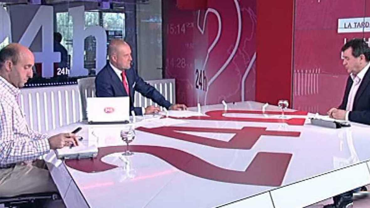 La tarde en 24 horas - La hora del debate en 24 h. - 02/06/16  - ver ahora
