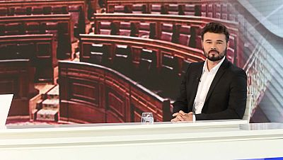"ERC: ""Este PSOE está lejos de entender que España es un país de países"""