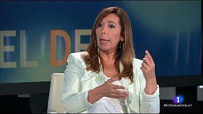 El debat de La 1 - Entrevista a Al�cia S�nchez-Camacho