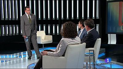 El Debat de La 1 - La situaci� pol�tica a Catalunya i Espanya