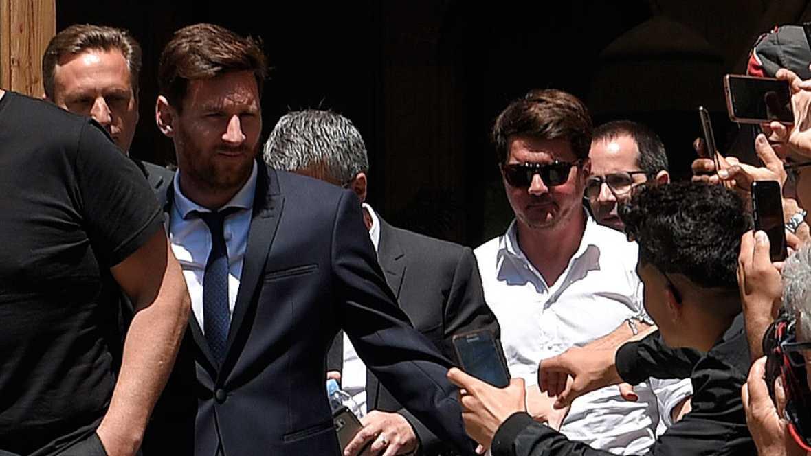 La Fiscalía cree que Messi no tuvo intención de defraudar y pide su absolución