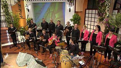 Tenderete - 05/06/2016  con el grupo `Al Sur� y `Los Tendereteros� con solistas