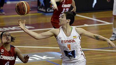 Baloncesto - Ruta 'Ñ' Femenina: España - Canadá