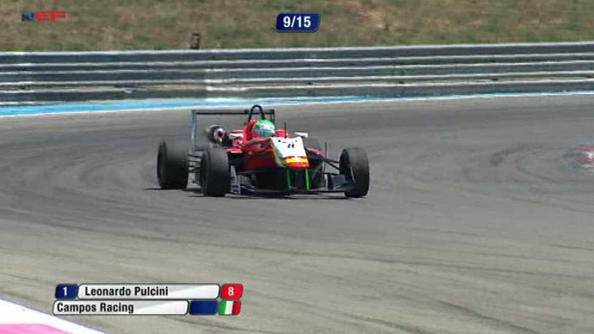 Automovilismo - Eurofórmula Open 2ª carrera - ver ahora