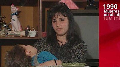 Fue informe -Mujeres en el infierno (sobre los malos tratos a las mujeres por sus maridos) (1990) - Ver ahora