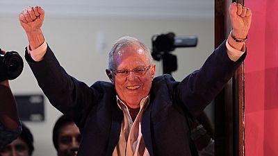 Elecciones presidenciales en Perú: Kuczynski lidera el escrutinio frente a Keiko Fujimori