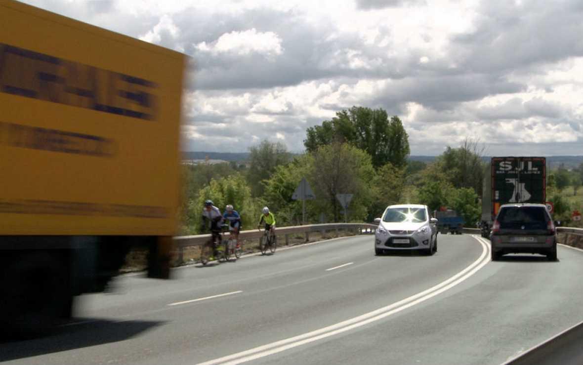 'Radar' - Tramos peligrosos carreteras secundarias