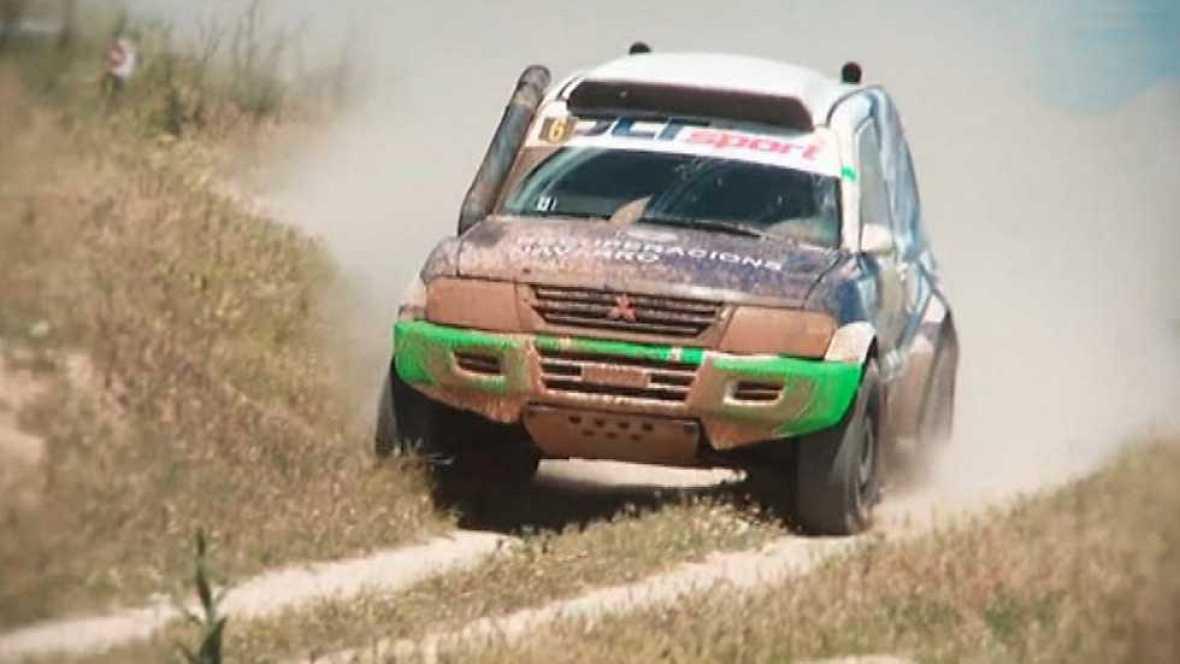Automovilismo - Campeonato de España Rallyes Todo Terrero. 'Rallye Mar de Olivos'